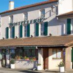 Hotel Andrezieux Bouthéon étape dans le Forez